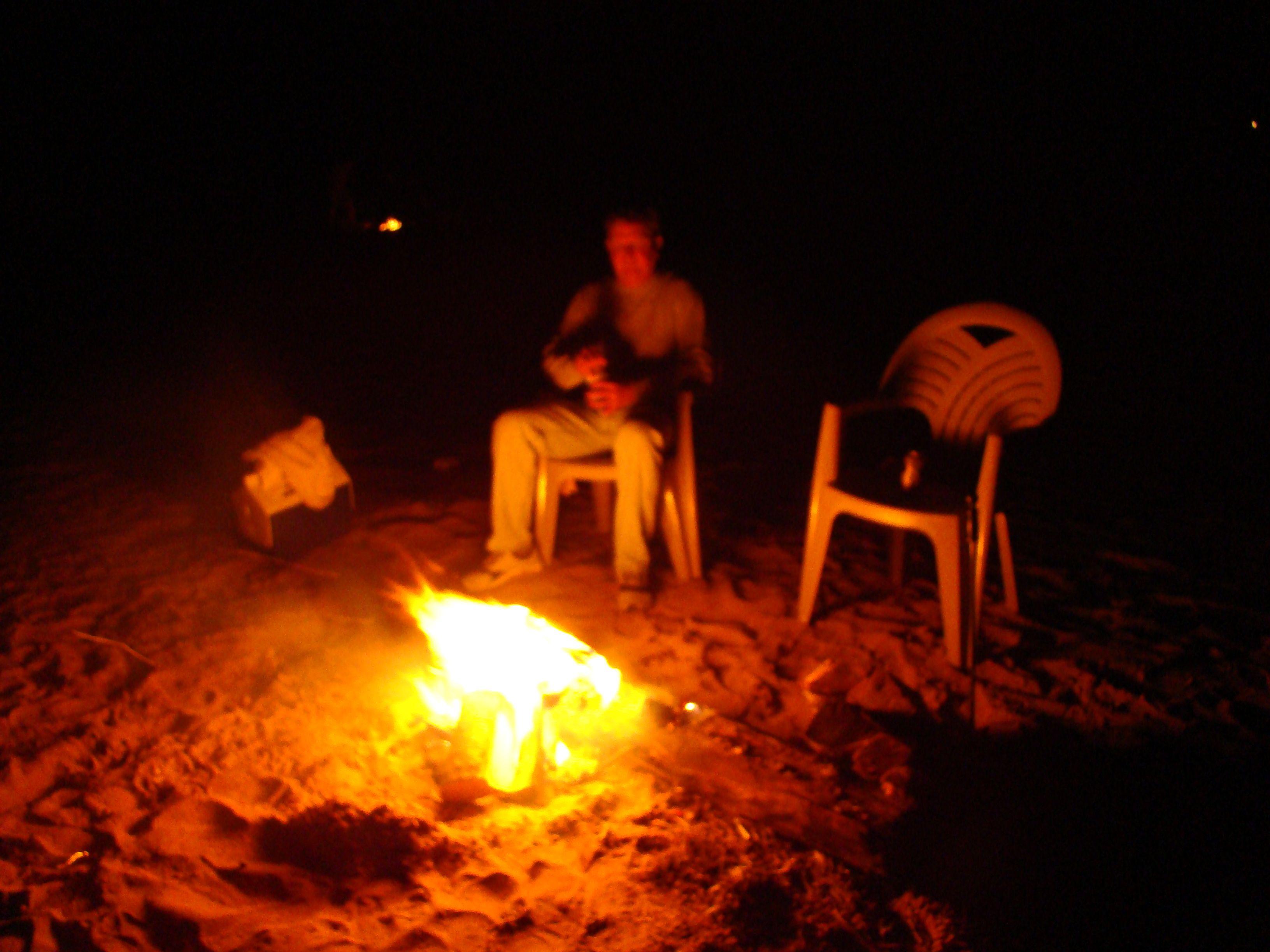 REFINERS FIRE – Brian Doerksen